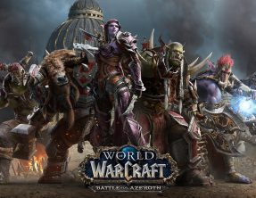 World of Warcraft: The new patch 8.1 has gone live.