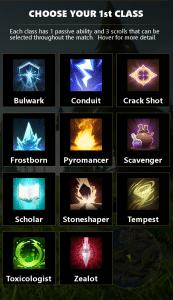 Spelbreak skill tree