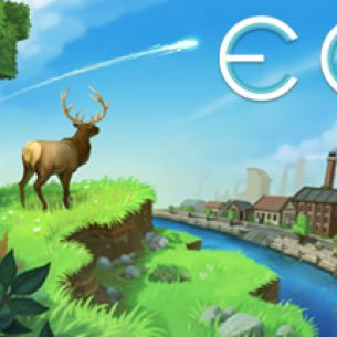 Eco a survival / crafting game