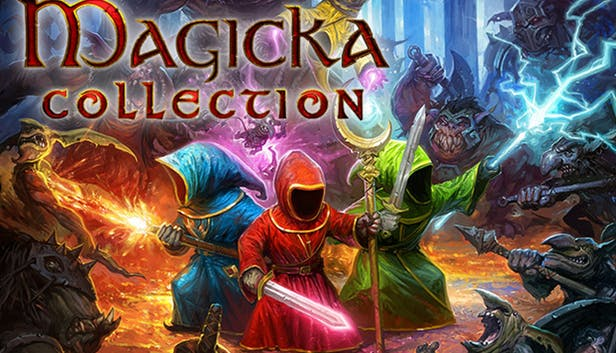 The Magicka collection